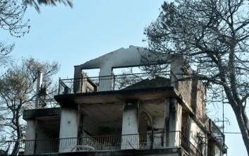 Δήμαρχος Ωρωπού: Ολική καταστροφή για έξι οικήματα