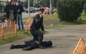 Άνδρας μαχαίρωσε περαστικούς σε πόλη της Ρωσίας