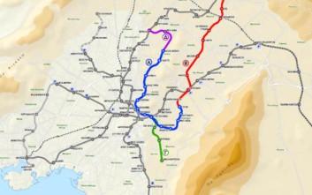 Τέσσερις οι υποψήφιοι για την Γραμμή 4 του Μετρό στην Αθήνα