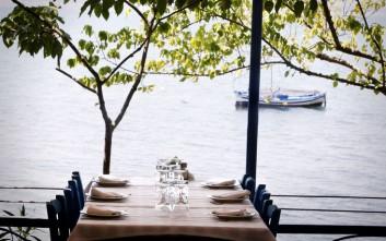 Τα top εστιατόρια με θέα θάλασσα στη Θεσσαλονίκη