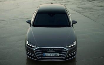 Νέα «γλώσσα» σχεδίασης στο Audi A8
