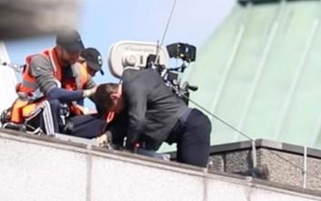 Ατύχημα για τον Τομ Κρούζ στα γυρίσματα των «Επικίνδυνων Αποστολών»