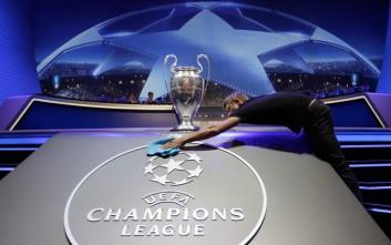 Οι μάχες των ημιτελικών του Champions League