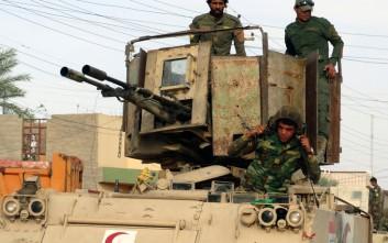 Οι ιρακινές δυνάμεις ανακατέλαβαν δύο συνοικίες της Ταλ Άφαρ