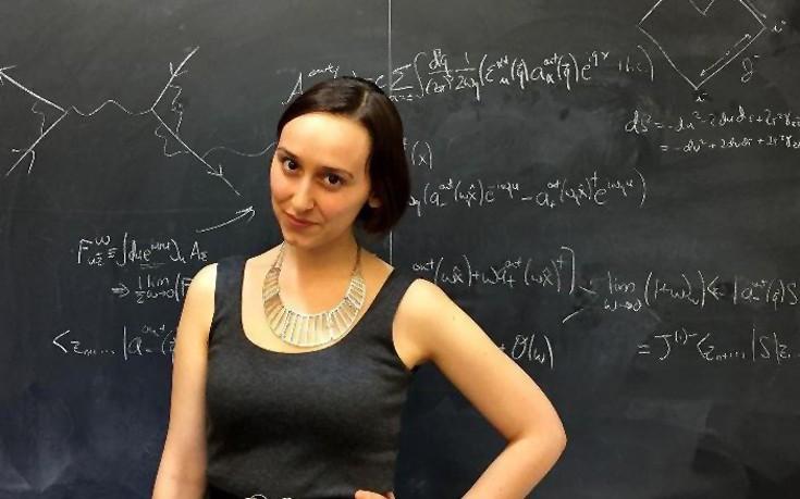 Η 23χρονη που το Χάρβαρντ πιστεύει ότι είναι ο νέος Αϊνστάιν