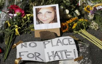 Μήνυση κατά του οδηγού που έριξε αυτοκίνητο στο πλήθος στο Σάρλοτσβιλ