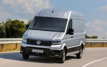 Το νέο Volkswagen Crafter Van