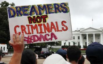Ποιοι είναι οι «Ονειροπόλοι» που προκάλεσαν νέα πολιτική κρίση στις ΗΠΑ