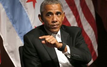 Ομπάμα: Οφείλετε να ψηφίσετε, διότι η δημοκρατία μας εξαρτάται από εσάς