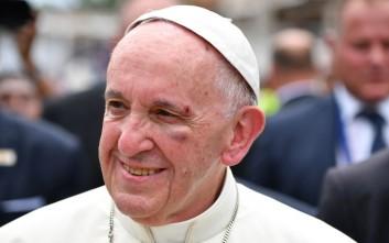 Ο πάπας εκφράζει τη «ντροπή» του για σκάνδαλα παιδεραστίας στη Χιλή