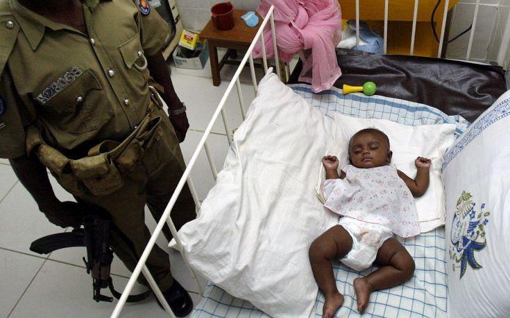 Οι απάνθρωπες «φάρμες μωρών» στη Σρι Λάνκα