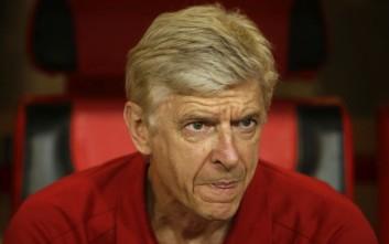 O Βενγκέρ τρελάθηκε μπροστά στη λίστα της Άρσεναλ για το Europa League