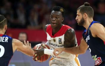 H Γερμανία σόκαρε τη Γαλλία και πήρε το εισιτήριο για τους «8» του Eurobasket
