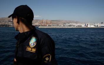 Άγνωστοι προσπάθησαν να αφαιρέσουν εξοπλισμό από παροπλισμένο πλοίο στην Ελευσίνα