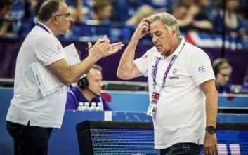 Πρώτος προπονητής στην Εθνική ο Σκουρτόπουλος