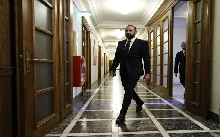 Τζανακόπουλος: Δεν θα αλλάξει η γερμανική πολιτική απέναντι στην Ελλάδα από τις εκλογές