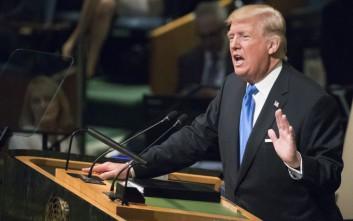 τραμπ ΟΗΕ