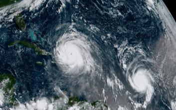 Ο κυκλώνας Χοσέ αναβαθμίστηκε στην κατηγορία 4