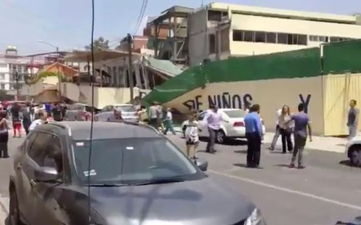 100-children-unaccounted-for-after-school-building-collapses-in-Mexico-earthquake