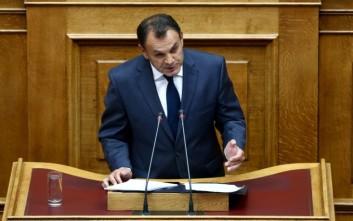 Παναγιωτόπουλος: Δεν είναι δουλειά κανενός υπουργού να κάνει τηλέφωνα στο κινητό ισοβίτη