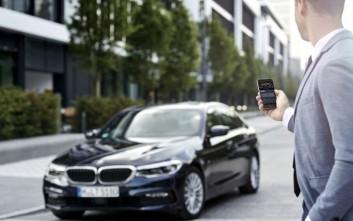 Βραβείο για τη νέα σειρά 5 της BMW
