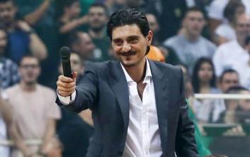 Γιαννακόπουλος: Μπάσκετ με οικογένειες, όχι με οργανωμένους δολοφόνους