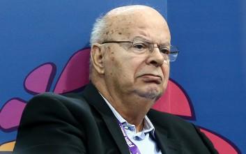 Βασιλακόπουλος: Όταν έπαιρνε ο Ολυμπιακός τα πρωταθλήματα γιατί δεν μιλούσε για αδικία;