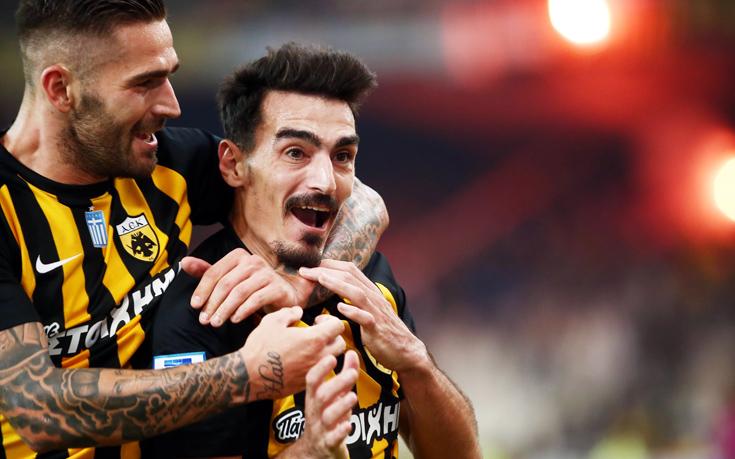 Χριστοδουλόπουλος: Έχω βρει ηρεμία στην ΑΕΚ
