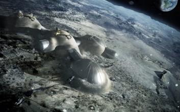 Μέχρι το 2050 θα ζουν περίπου 1.000 άνθρωποι στη Σελήνη