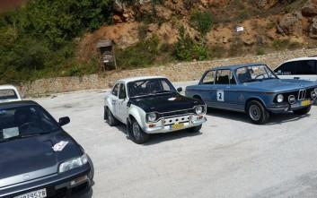 Οι νικητές του 2ου Rally Regularity Σικυωνιών
