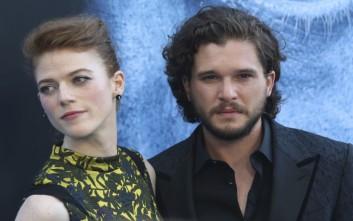 Το αγαπημένο ζευγάρι του Game of Thrones αρραβωνιάστηκε