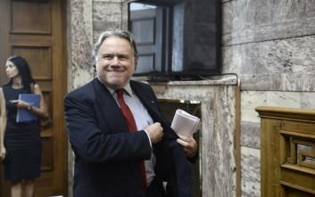 Κατρούγκαλος: Είμαστε σε φάση αλλαγής του νόμου Παρασκευόπουλου