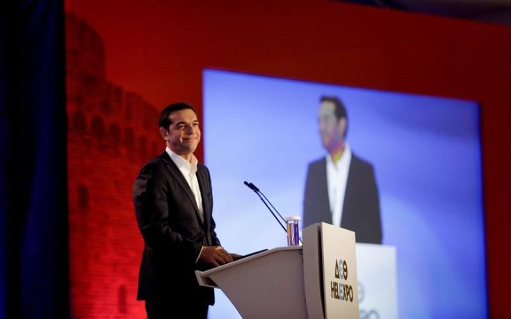 Οι προαναγγελίες Τσίπρα στη ΔΕΘ για ανεργία, ανάπτυξη, επενδύσεις, δημόσιο