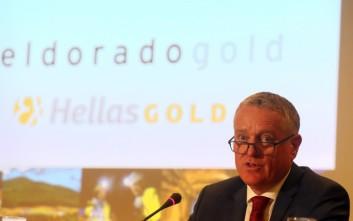 Μένει στην Ελλάδα η Eldorado Gold