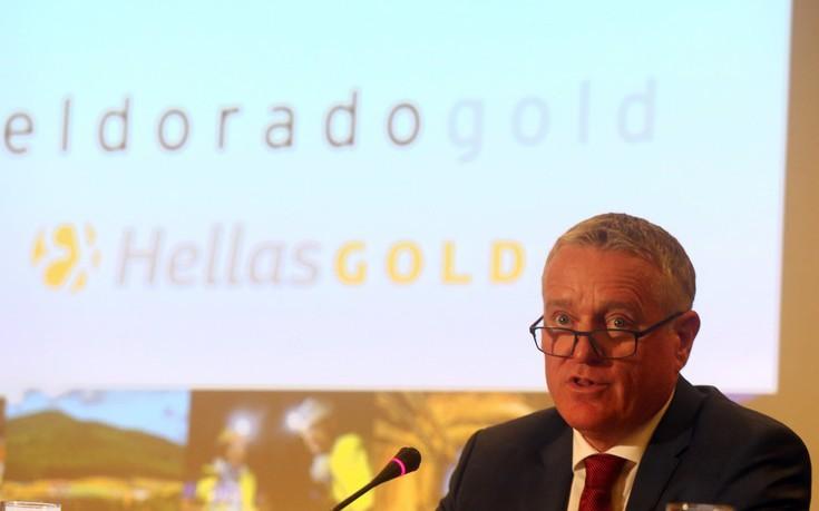 Μετωπική με την Eldorado Gold για τη χρυσή επένδυση και 2.400 εργαζόμενους