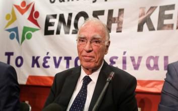 Λεβέντης: Με τον Τσίπρα δεν πάω ούτε πεθαμένος