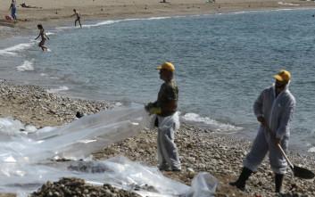 Κουρουμπλής: Οι ακτές είναι καθαρότερες από πριν