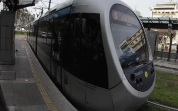 Διακοπή κυκλοφορίας σε τμήμα των γραμμών του τραμ το Σάββατο