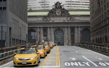Ερημώνει το κέντρο της Νέας Υόρκης