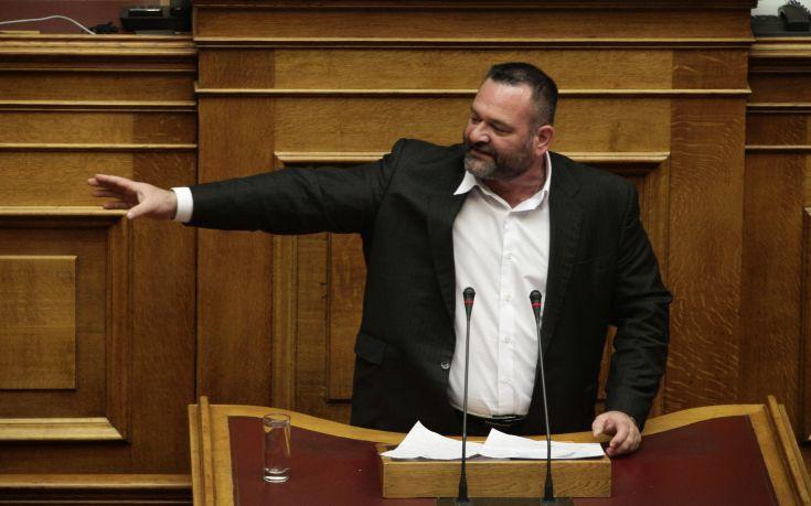 Λαγός στη Βουλή: Ελλάς, Ελλήνων Χριστιανών