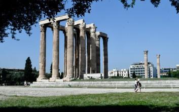 «Πράσινο φως» για την αποκατάσταση του Ναού του Ολυμπίου Διός