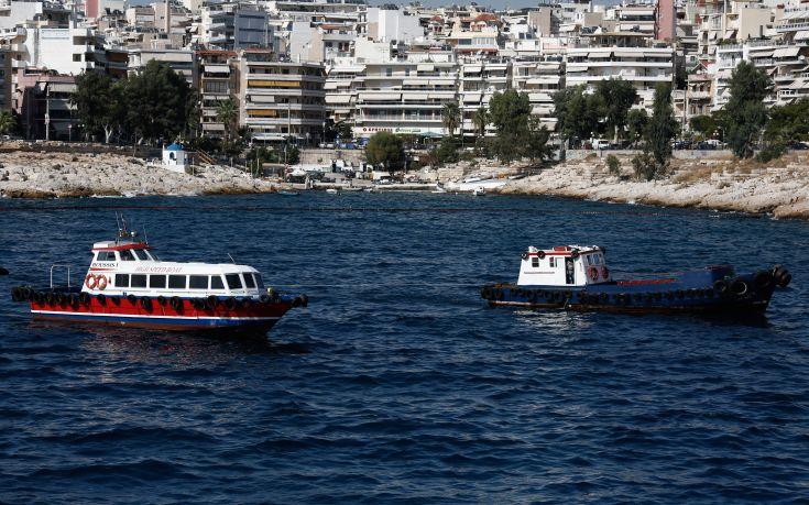 Ξεκίνησε η απάντληση των καυσίμων από το βυθισμένο δεξαμενόπλοιο «ΑΓ.ΖΩΝΗ ΙΙ»