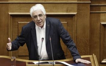Παρασκευόπουλος: Στόχος της ΝΔ είναι να πλήξει τον υπουργό Άμυνας