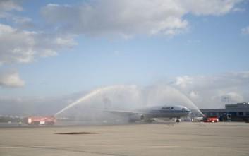 Σπίρτζης: Η απευθείας πτήση Αθήνας-Πεκίνου αποτελεί μέρος της εθνικής στρατηγικής μας