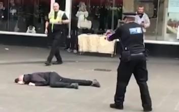 Συνελήφθη ύποπτος που κρατούσε μαχαίρι στο Μπέρμιγχαμ