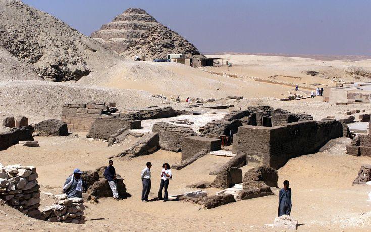 Αποκαλύφθηκε το μυστικό κατασκευής των Πυραμίδων της Αιγύπτου