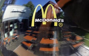 Για πρώτη φορά τα McDonald's στη Βρετανία απεργούν