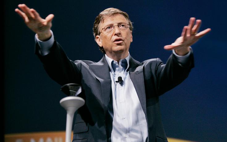 Γιατί άλλαξε ο Μπιλ Γκέιτς το Windows phone του σε Android