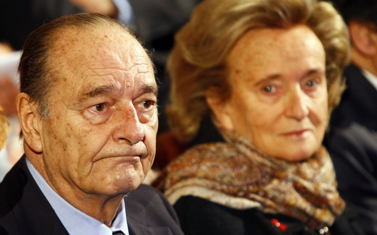Jacques Chirac, Bernadette Chirac