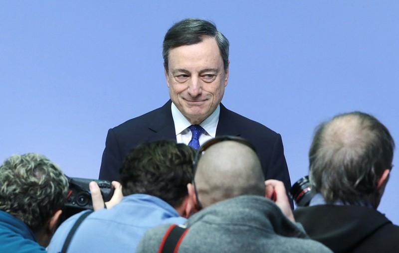 Ντράγκι: Βελτιωμένες οι χρηματοδοτικές συνθήκες στην Ελλάδα από τον Μάιο του 2014